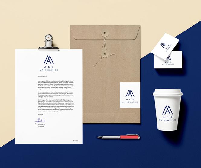 Ace Mathematics graphic design retainer