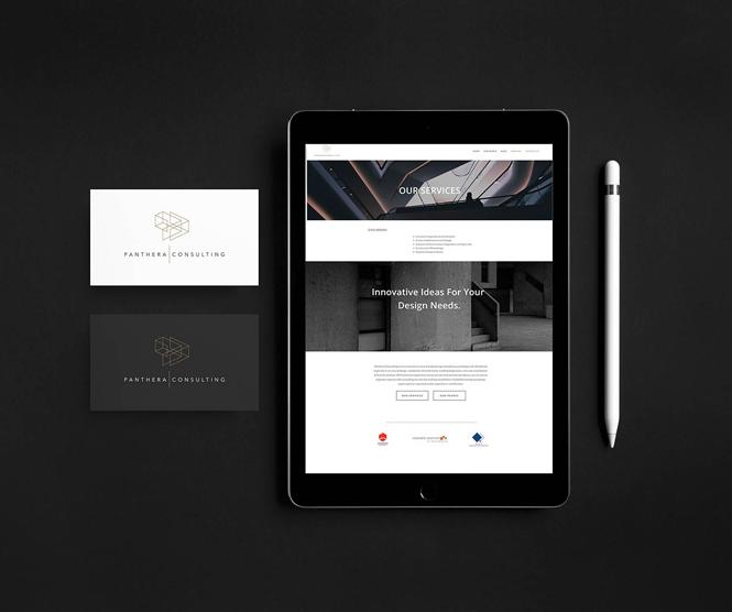 Panthera graphic design retainer